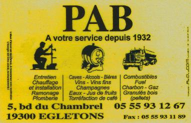 plombier chauffagiste Egletons Corrèze